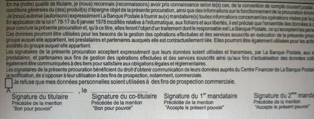 Optout_Formulaire_Procuration_Banque_Postale